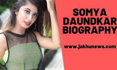 Somya Daundkar Biography