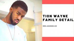 Tion Wayne Family