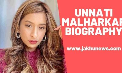 Unnati Malharkar Biography