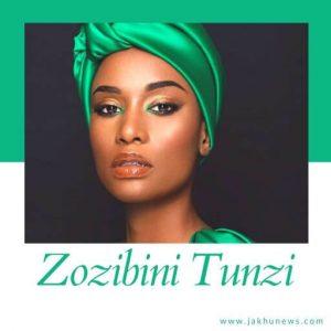 Zozibini Tunzi Biography
