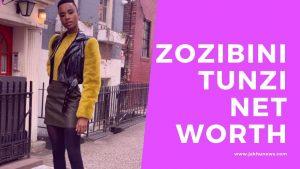Zozibini Tunzi Net Worth