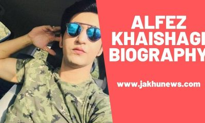 Alfez Khaishagi Biography