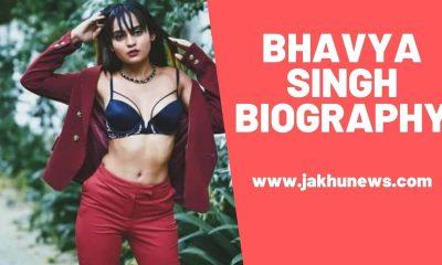 Bhavya Singh Biography