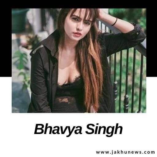 Bhavya Singh Bio