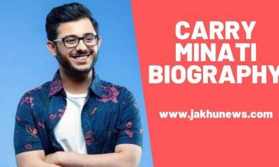 Carry Minati Biography