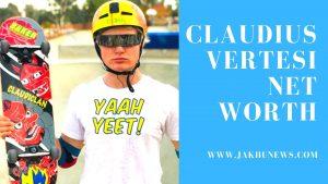 Claudius Vertesi Net Worth