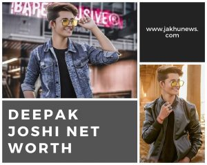 Deepak Joshi Net Worth