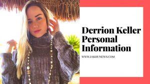 Derrion Keller Personal Information