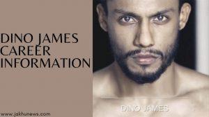 Dino James Career Information