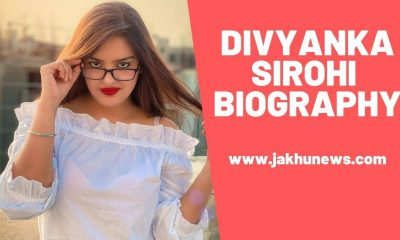 Divyanka Sirohi Biography