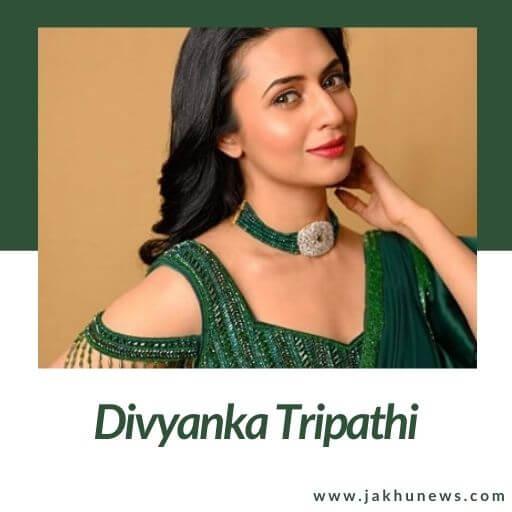 Divyanka Tripathi Bio