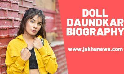 Doll Daundkar Biography