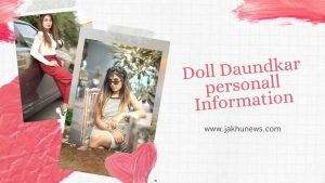 Doll Daundkar Personal Information
