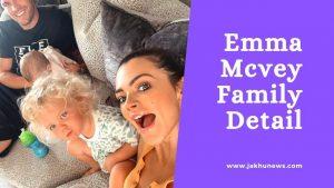 Emma Mcvey Family