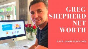 Greg Shepherd Net Worth