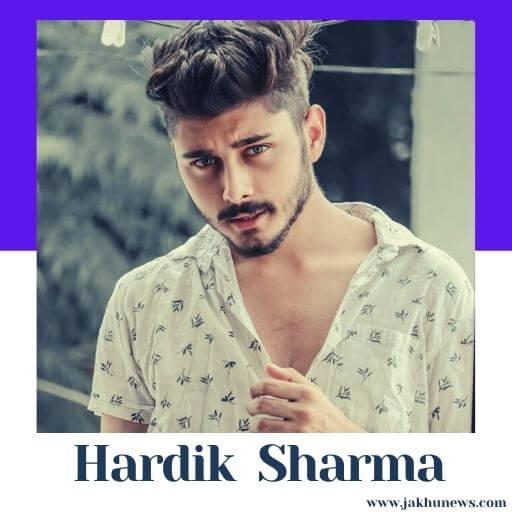 Hardik Sharma