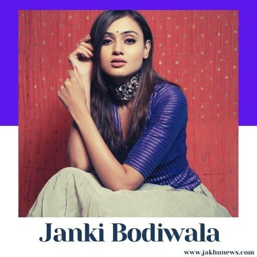 Janki Bodiwala