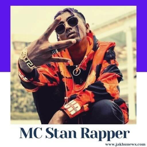 MC Stan Rapper