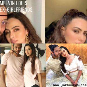 Melvin Louis Ex-Girlfriends