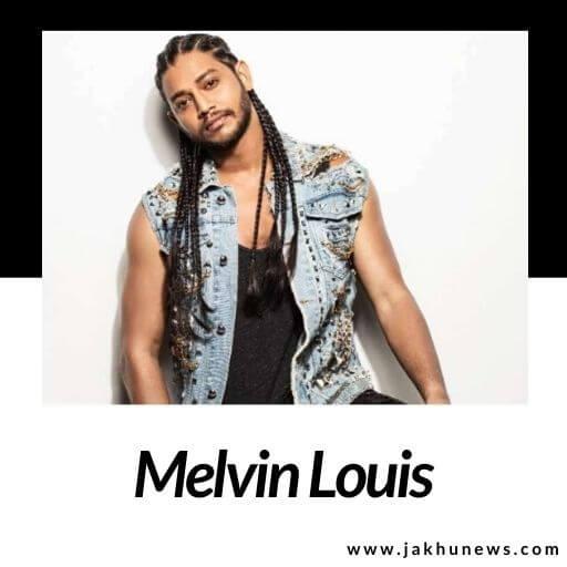 Melvin Louis Bio