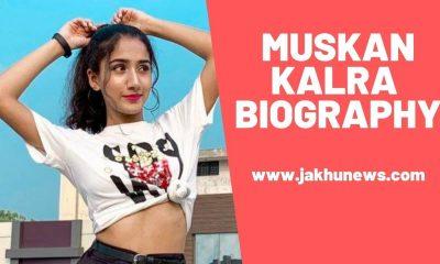 Muskan kalra Biography