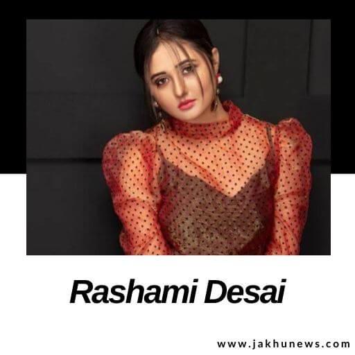 Rashami Desai Bio
