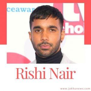 Rishi Nair Bio