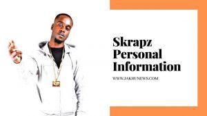 Skrapz Personal Information