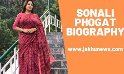 Sonali Phogat Biography
