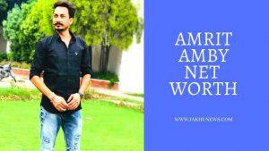 Amrit Amby Net Worth