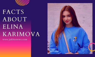 Facts About Elina Karimova