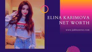 Elina Karimova Net Worth