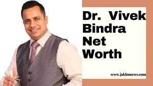 Dr. Vivek Bindra Net Worth
