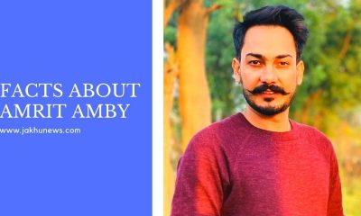 Facts about Amrit Amby