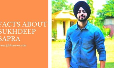 Facts about Sukhdeep Sapra