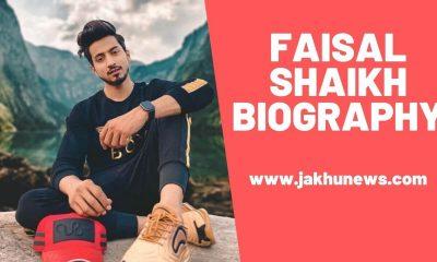 Faisal Shaikh Biography