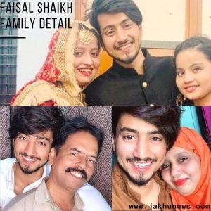 Faisal Shaikh Family Detail