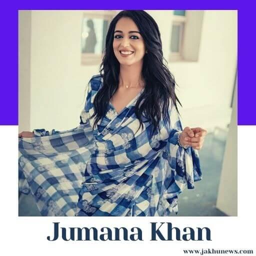 Jumana Khan