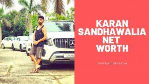 Karan Sandhawalia Net Worth