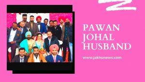 Pawan Johal Husband