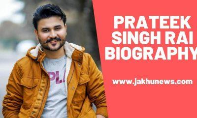 Prateek Singh Rai Biography