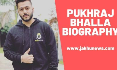Pukhraj Bhalla Biography