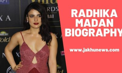 Radhika Madan Biography