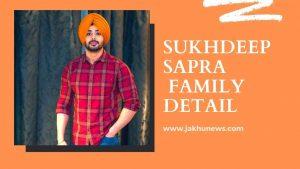 Sukhdeep Sapra Family