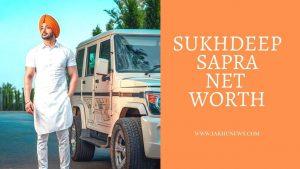 Sukhdeep Sapra Net Worth