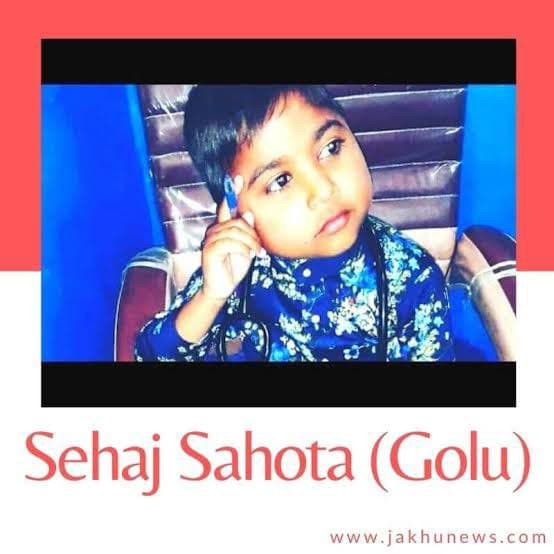 Sehaj Sahota Biography